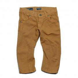 VINROSE Trousers regular fit boy cognac
