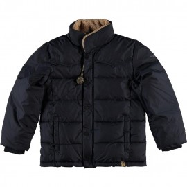 CKS Coat jaxx navy magic blue