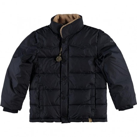 CKS Coat jaxx navy magic blue