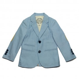 VINROSE Jacket chuck light blue