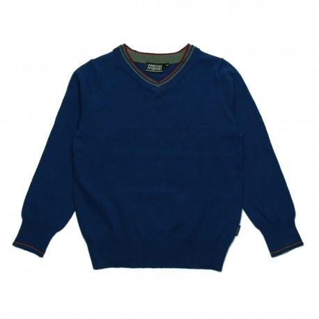 VINROSE Pullover johnny limoges blue