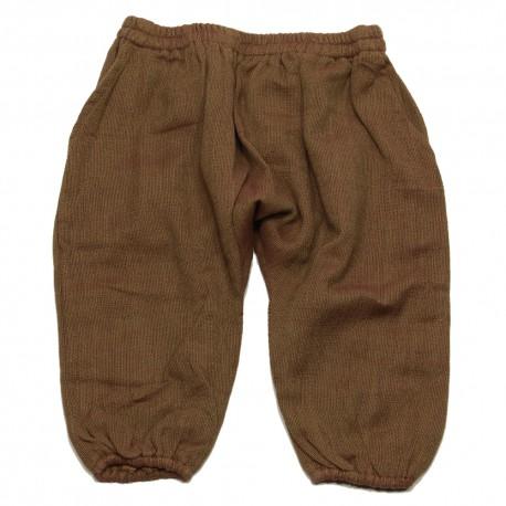 GOLD Trousers berber tre beaver brown