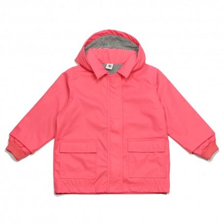 PETIT BATEAU Raincoat pink