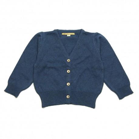 - GOLD - Cardigan blue