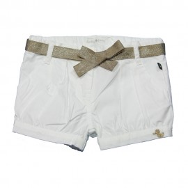 Ducky Beau short girl offwhite
