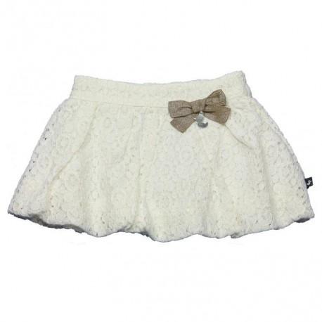 DUCKY BEAU Skirt girl offwhite