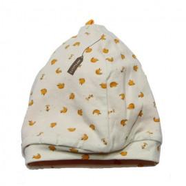 IMPS&ELFS Hat newborn organic cotton baby boy & baby girl yellow