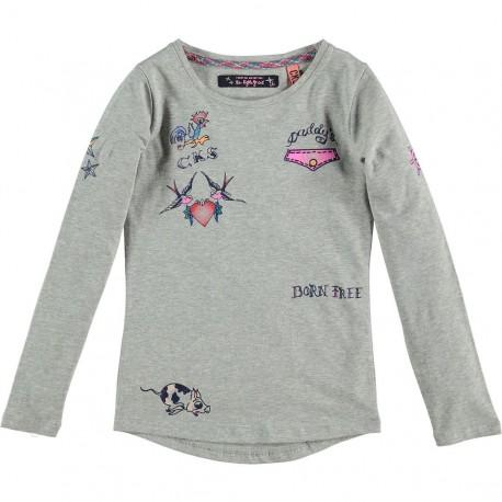 CKS T-shirt housy grey melee