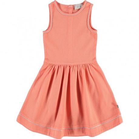 CKS Dress girl coral