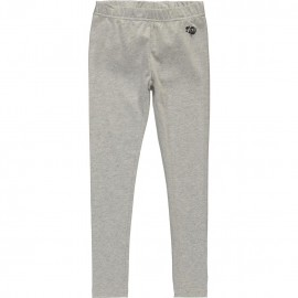CKS Leggings girl light grey and silver