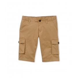 PETIT BATEAU Bermuda shorts boy camel brown