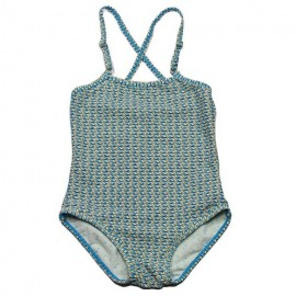 KIDSCASE Swimsuit girl blue