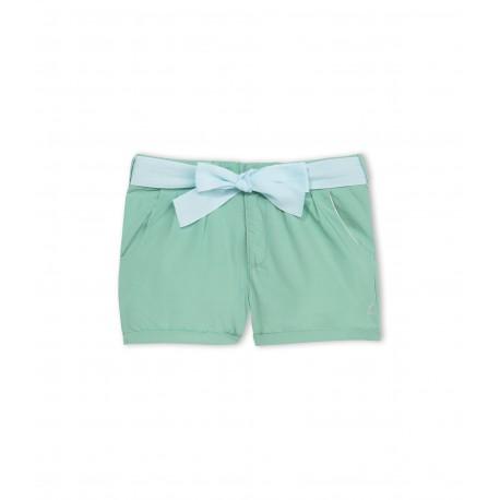 PETIT BATEAU Short girl mint green