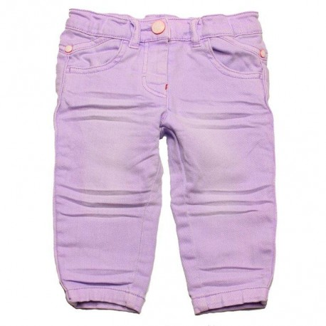 CKS Trousers baby girl lilac