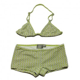 KIDSCASE Bikini girl lime green