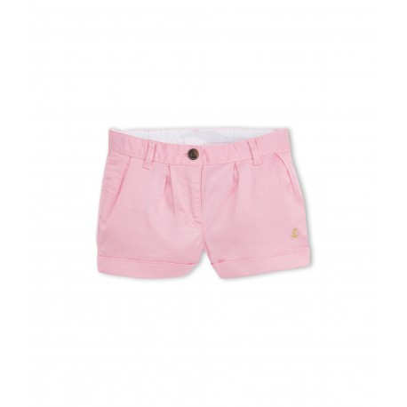 PETIT BATEAU Short girl light pink