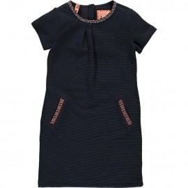 CKS Dress donna navy magic