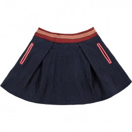 CKS Skirt girl dark blue