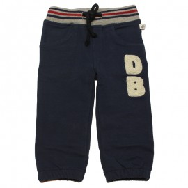 DUCKY BEAU Trousers jogging boy dark blue
