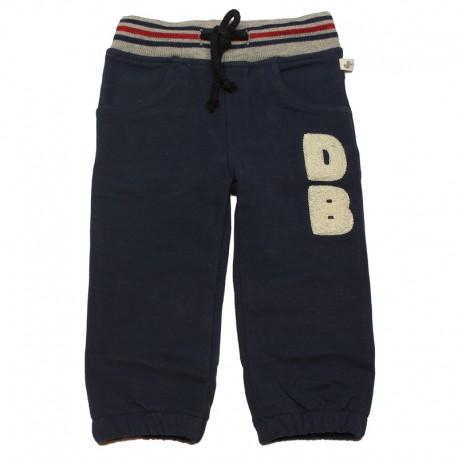 DUCKY BEAU Trousers jogging boy dark blue
