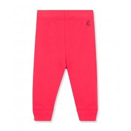 PETIT BATEAU Leggings girl raspberry pink