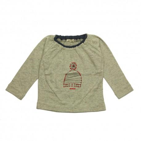 IMPS & ELFS T-shirt grey melee