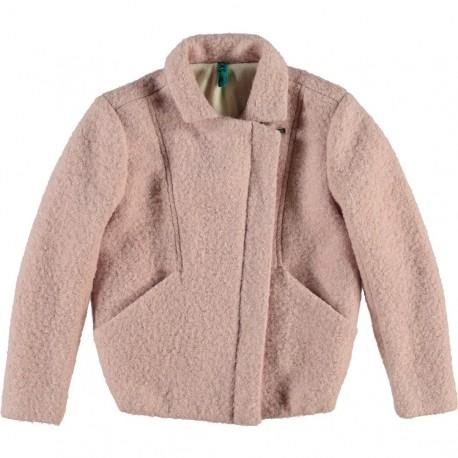 CKS Jacket girl greyish pink