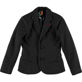 CKS Jacket boy dark grey