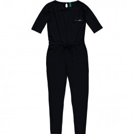CKS Jumpsuit girl dark ink blue