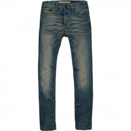 CKS Jeans slim fit boy washed denim blue