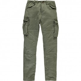 CKS Trousers boy khaki green