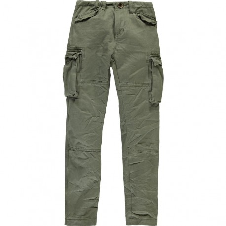 CKS Trousers boy khaki green